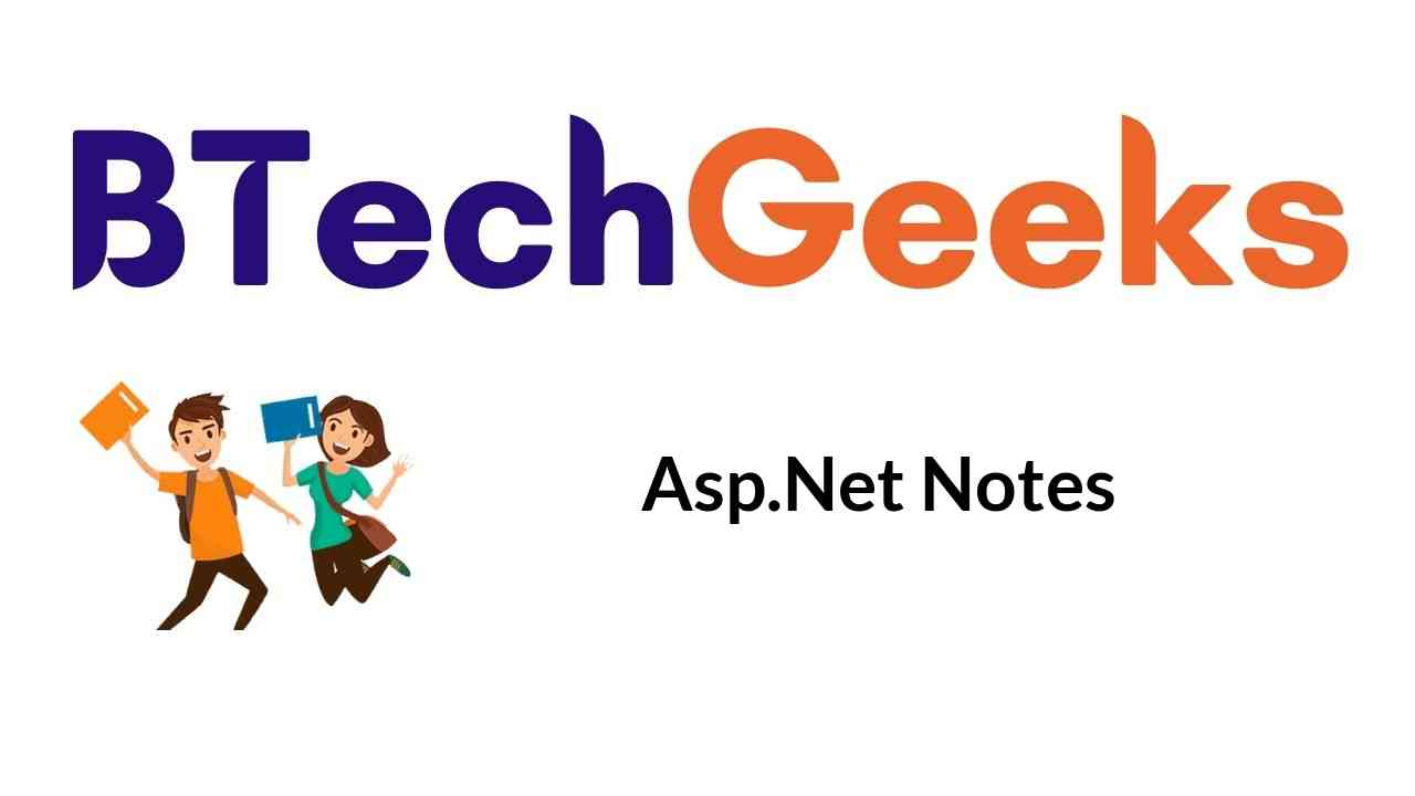 asp.net-notes