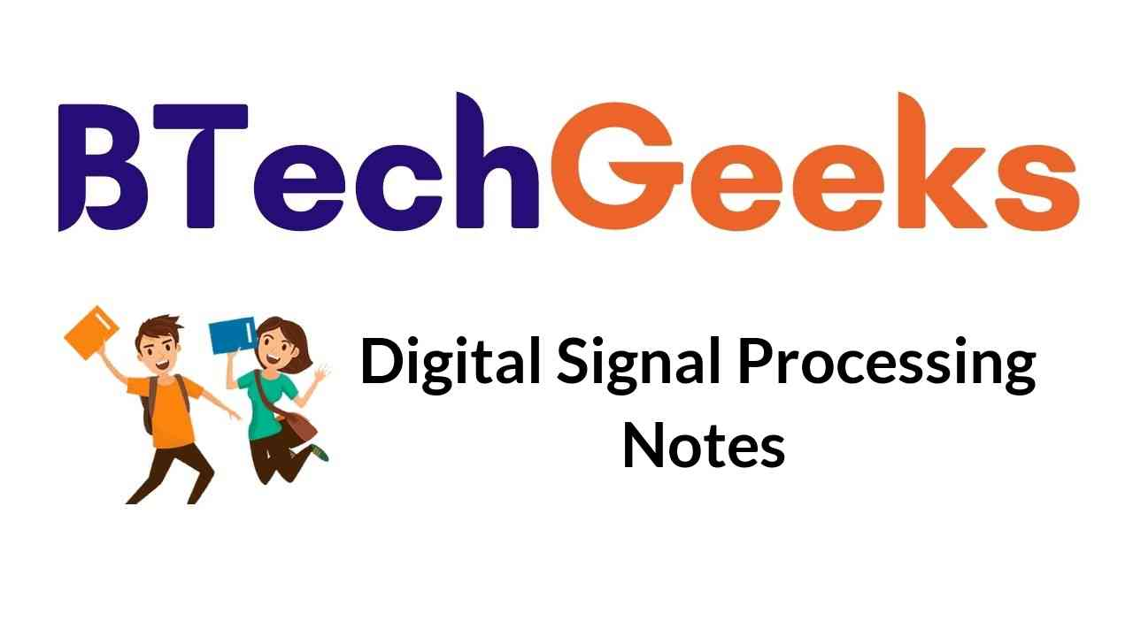 digital-signal-processing-notes
