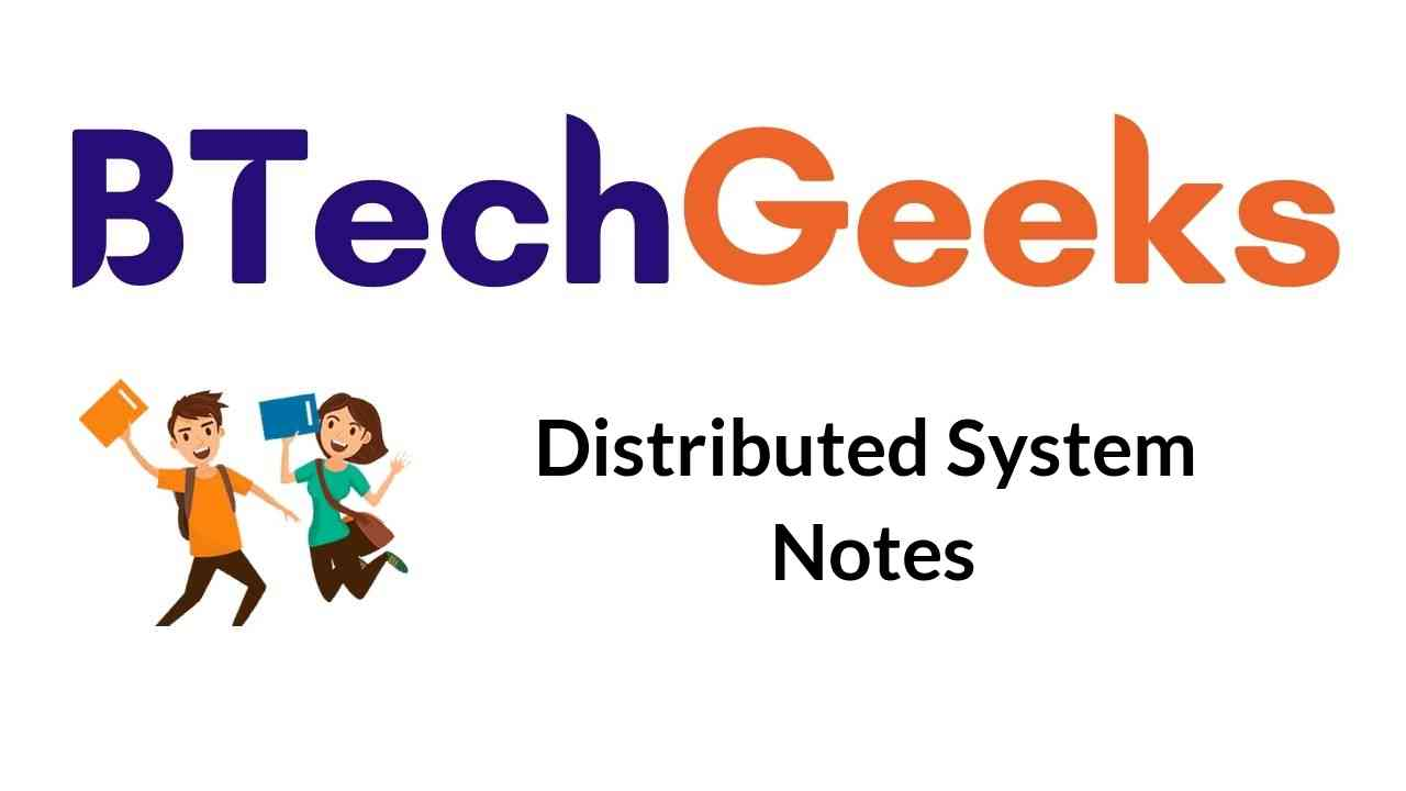 distributed-system-notes