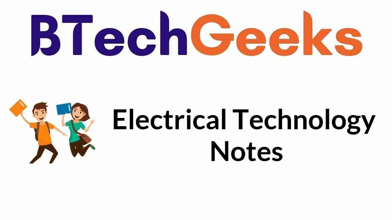 electrical-technology-notes