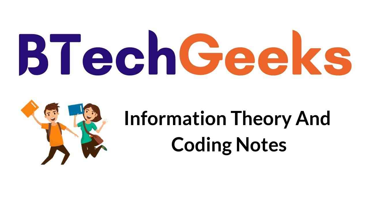 information-theory-and-coding-notes