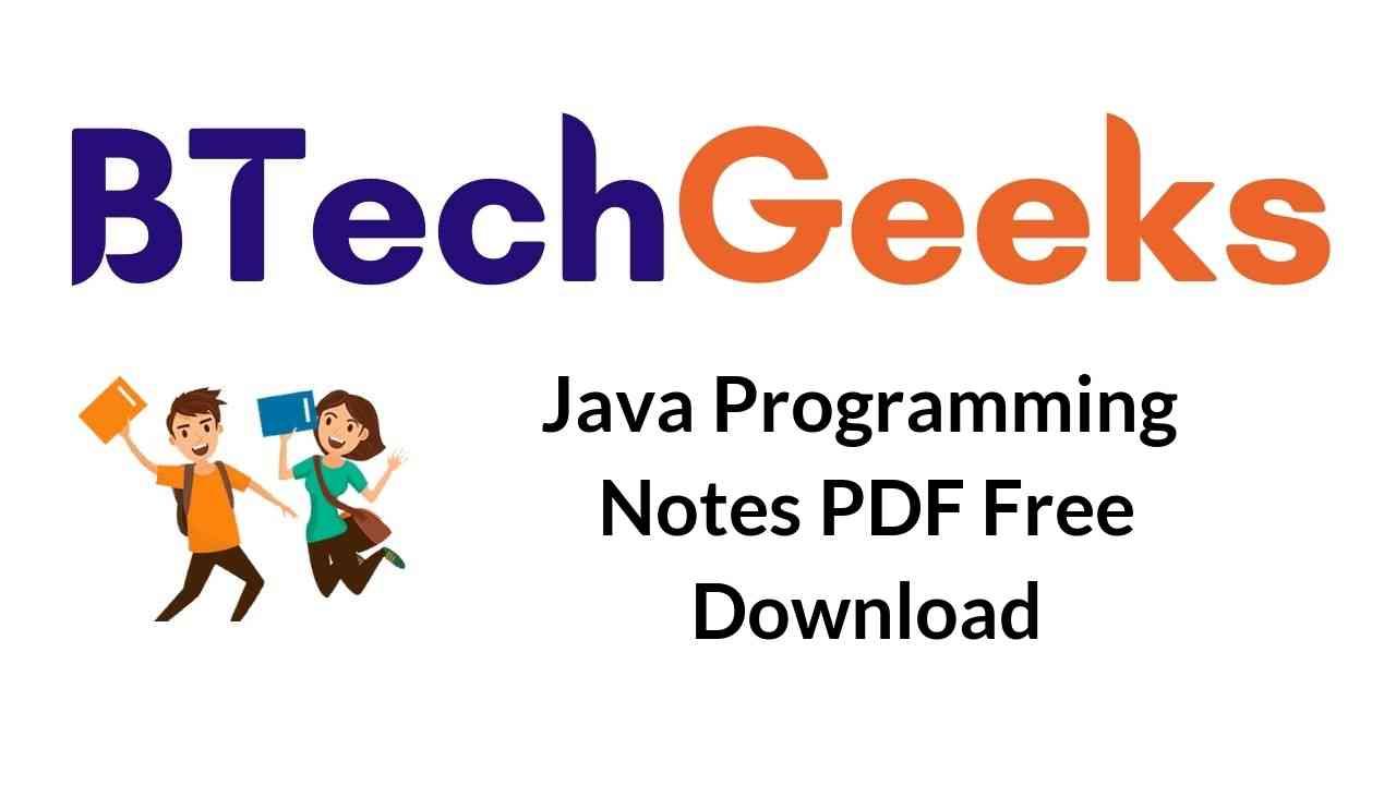 java-programming-notes-pdf-free-download