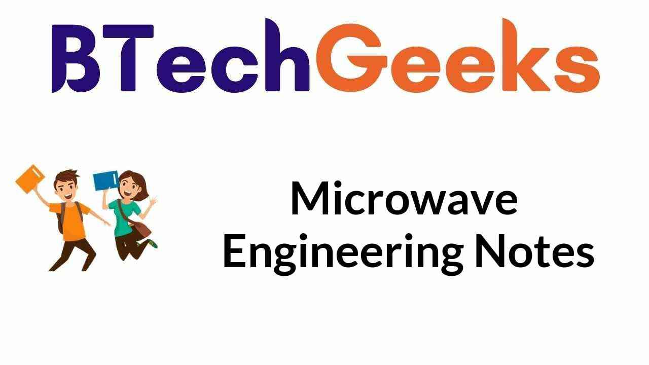 microwave-engineering-notes