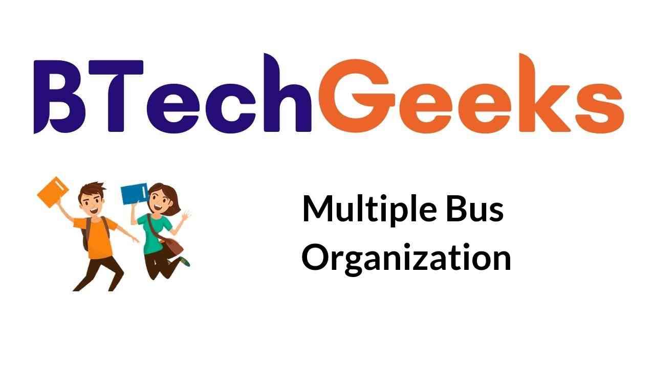multiple-bus-organization