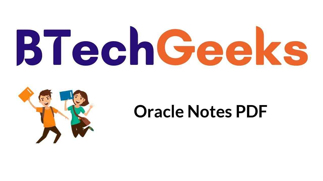 oracle-notes-pdf