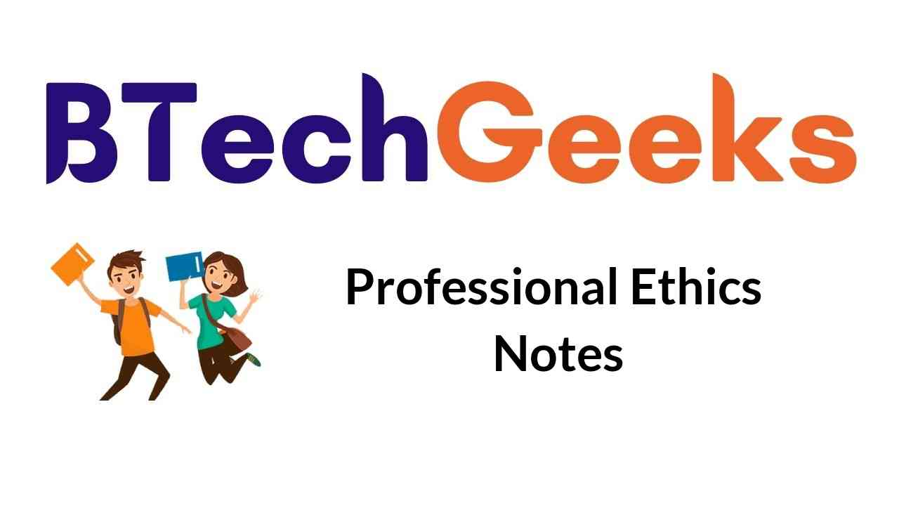 professional-ethics-notes