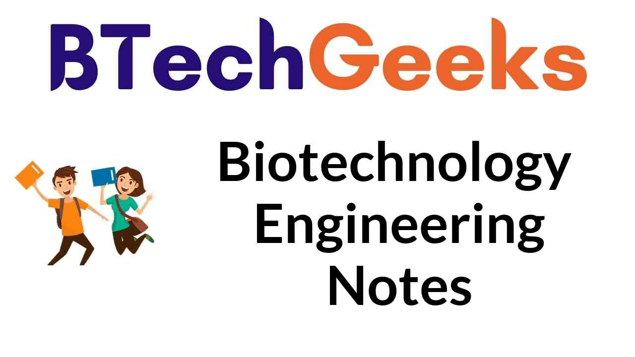 biotechnology-engineering-notes