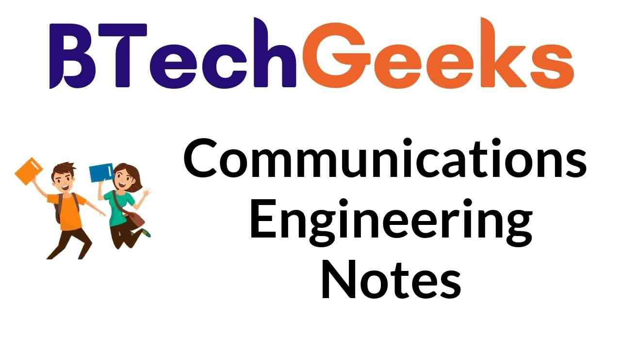 communications-engineering-notes