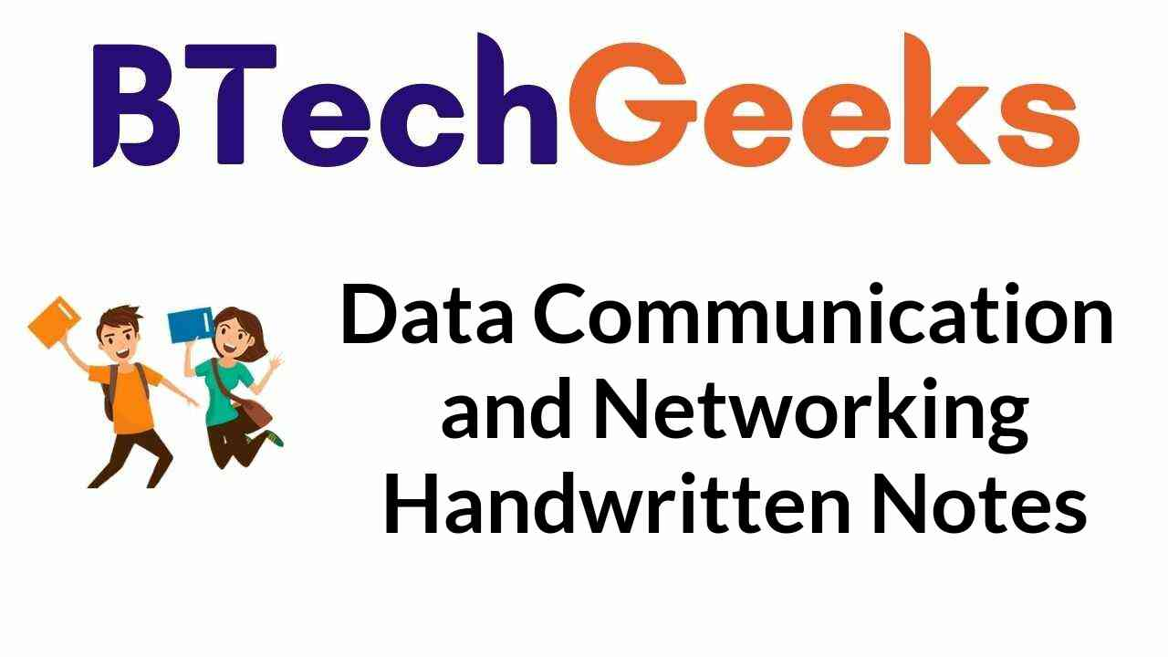 data-communication-and-networking-handwritten-notes