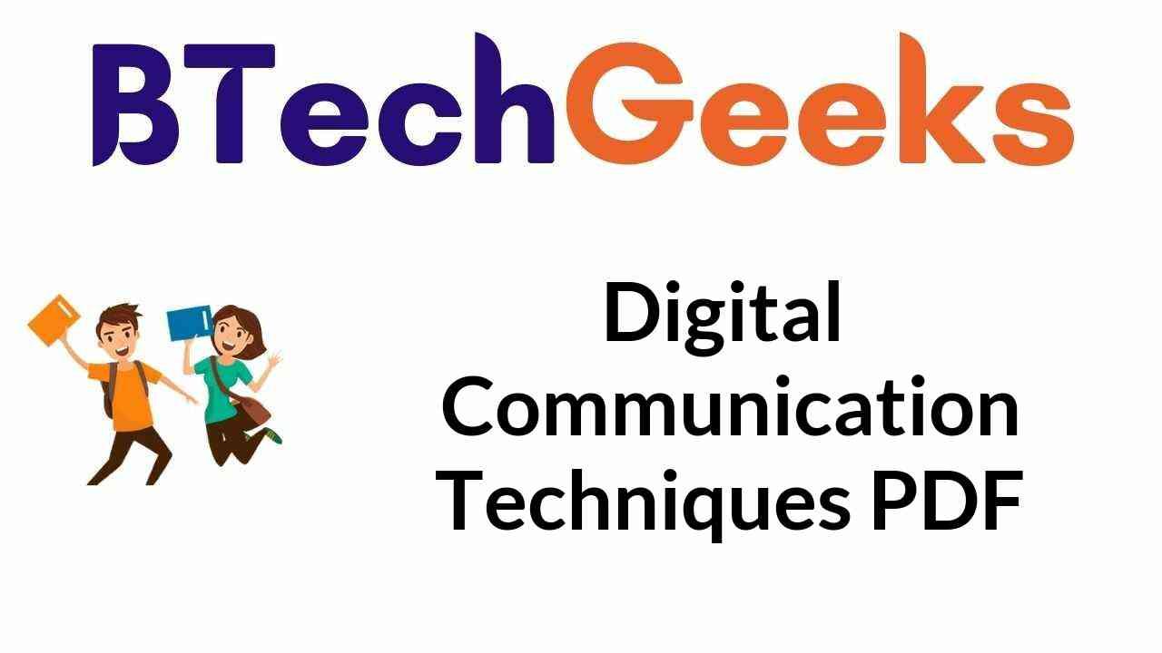 digital-communication-techniques-pdf
