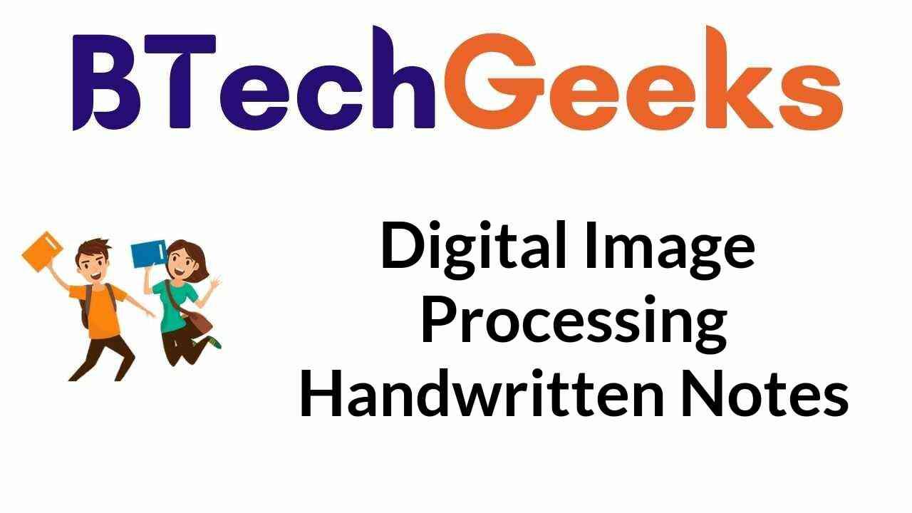 digital-image-processing-handwritten-notes