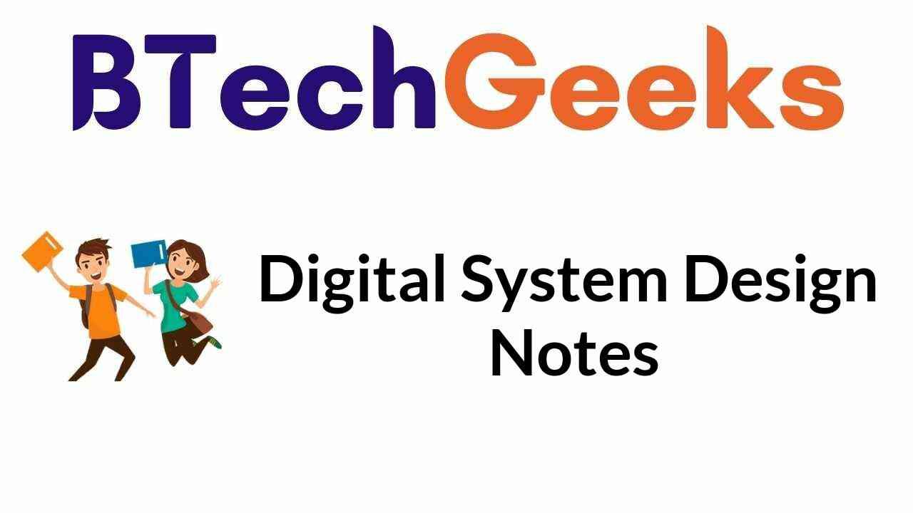 digital-system-design-notes