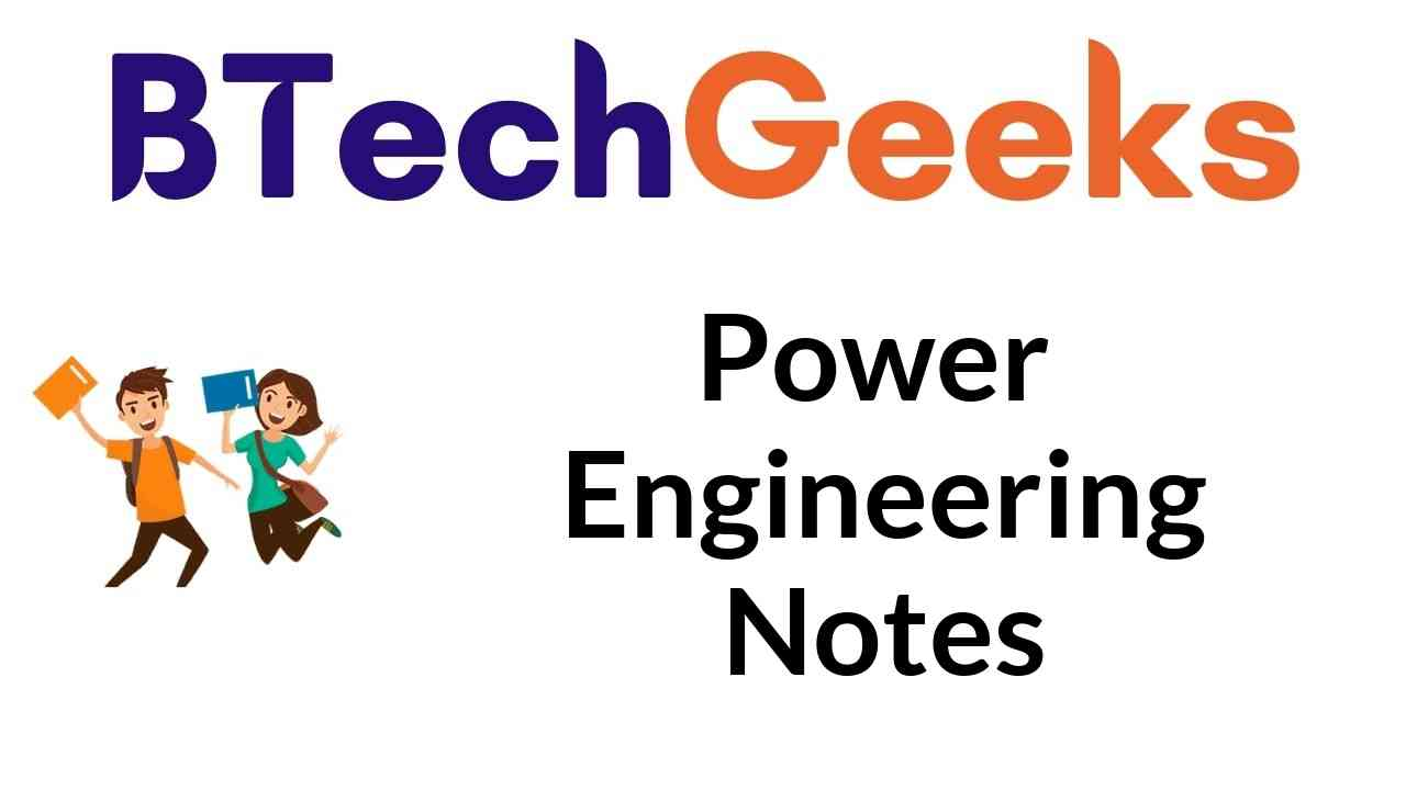 power engineering notes