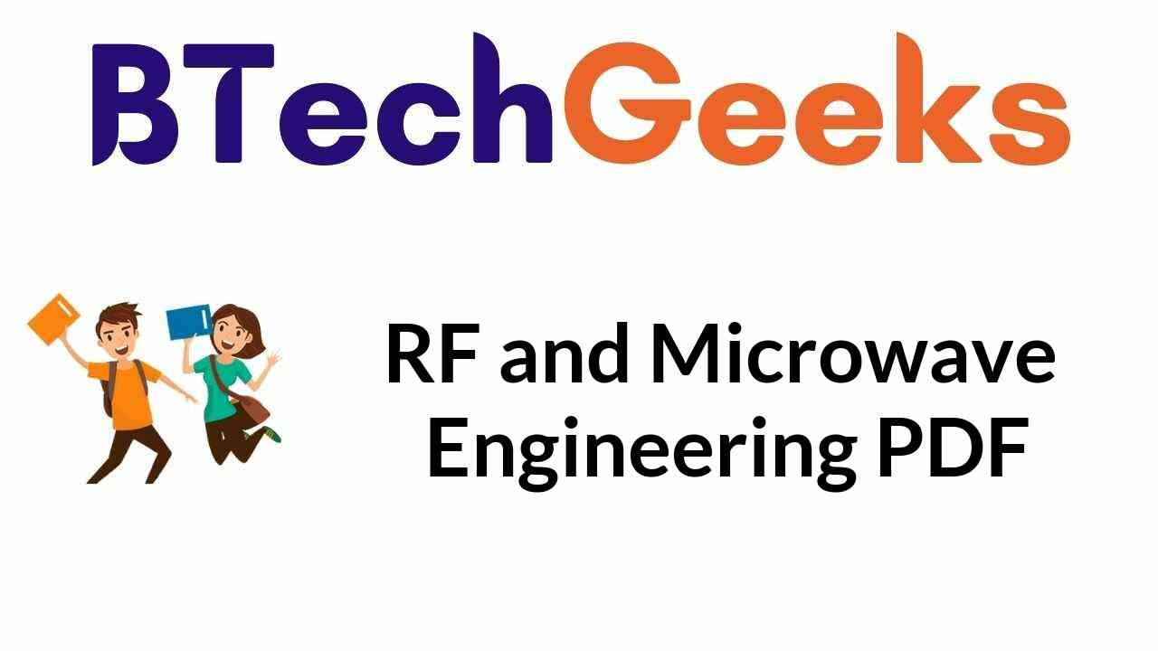 rf-and-microwave-engineering-notes-pdf