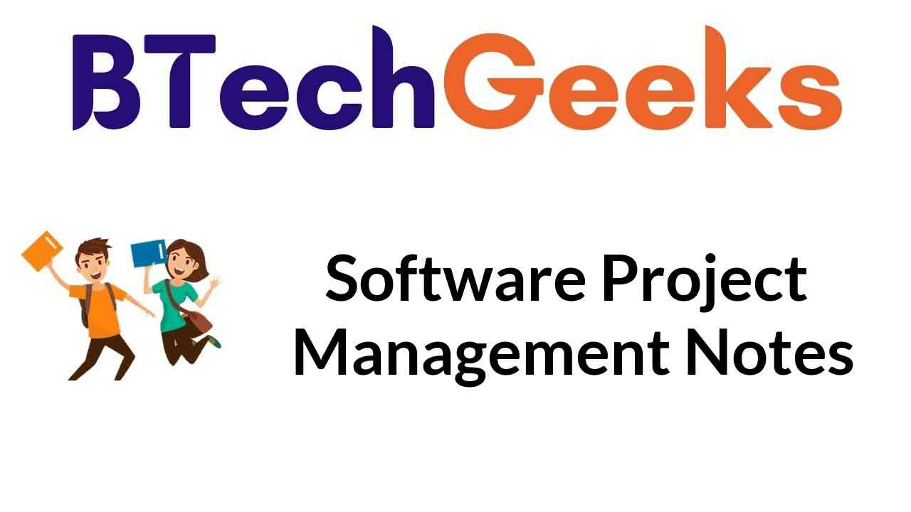 Software Project Management Notes