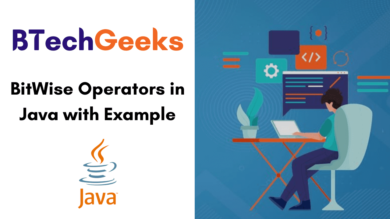 BitWise Operators in Java with Example