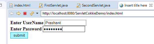 Cookies Class in Servlet Explained with Example 6