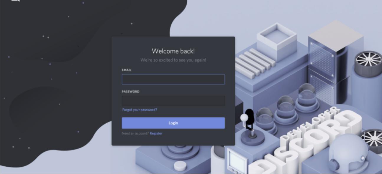 Creating-a-Discord-Account