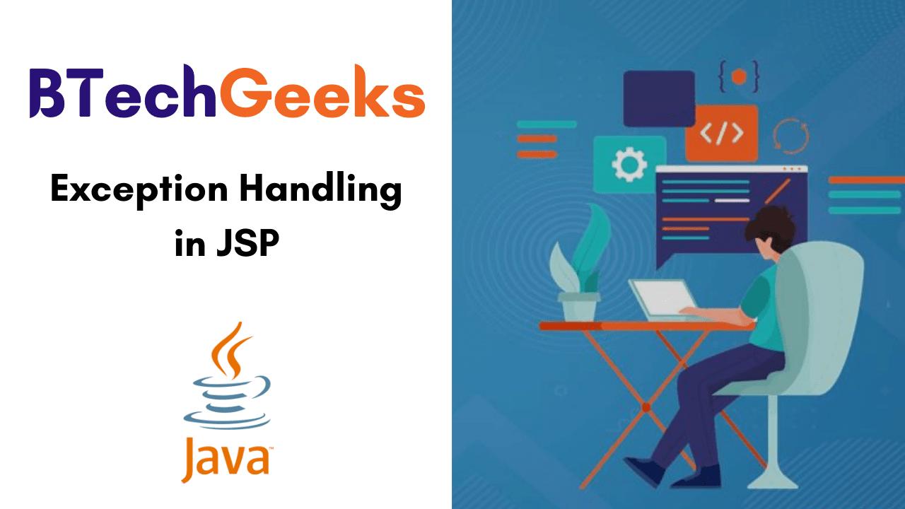 Exception Handling in JSP
