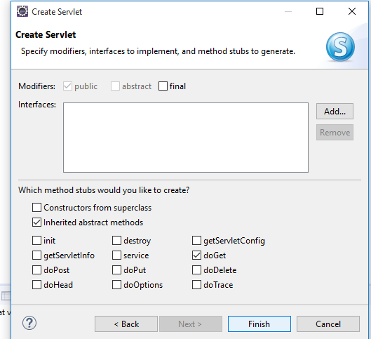 How to create Hello World Servlet example using eclipse IDE with Tomcat 7 9