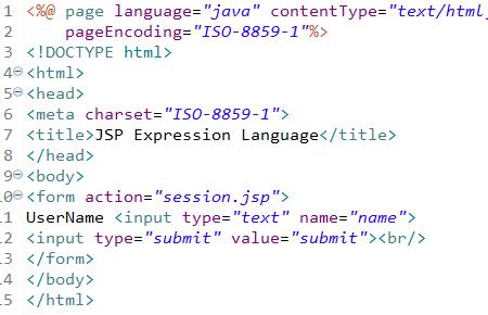 JSP Expression Language (EL) 10