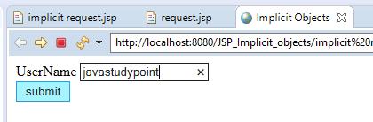 JSP Implicit Objects 9 Implicit Objects in JSP 3