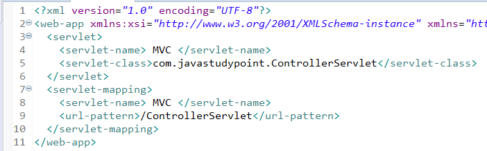MVC Architecture in JSP with Example 7