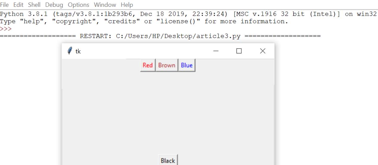 Python-GUI-Programming-With-Tkinter_frame-output