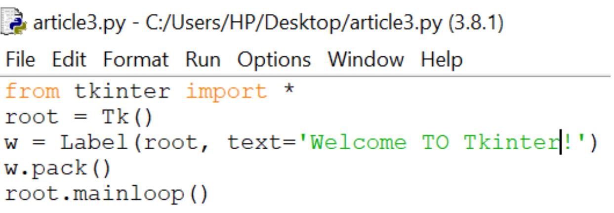 Python-GUI-Programming-With-Tkinter_label