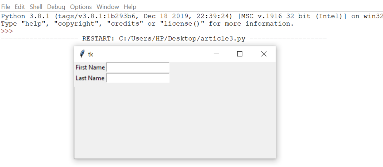 Python-GUI-Programming-With-Tkinter_using-entry-output