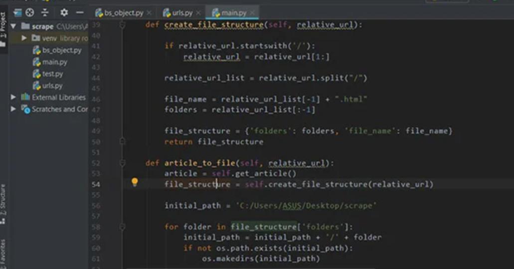 Python IDEs and Code Editors_using Pycharm