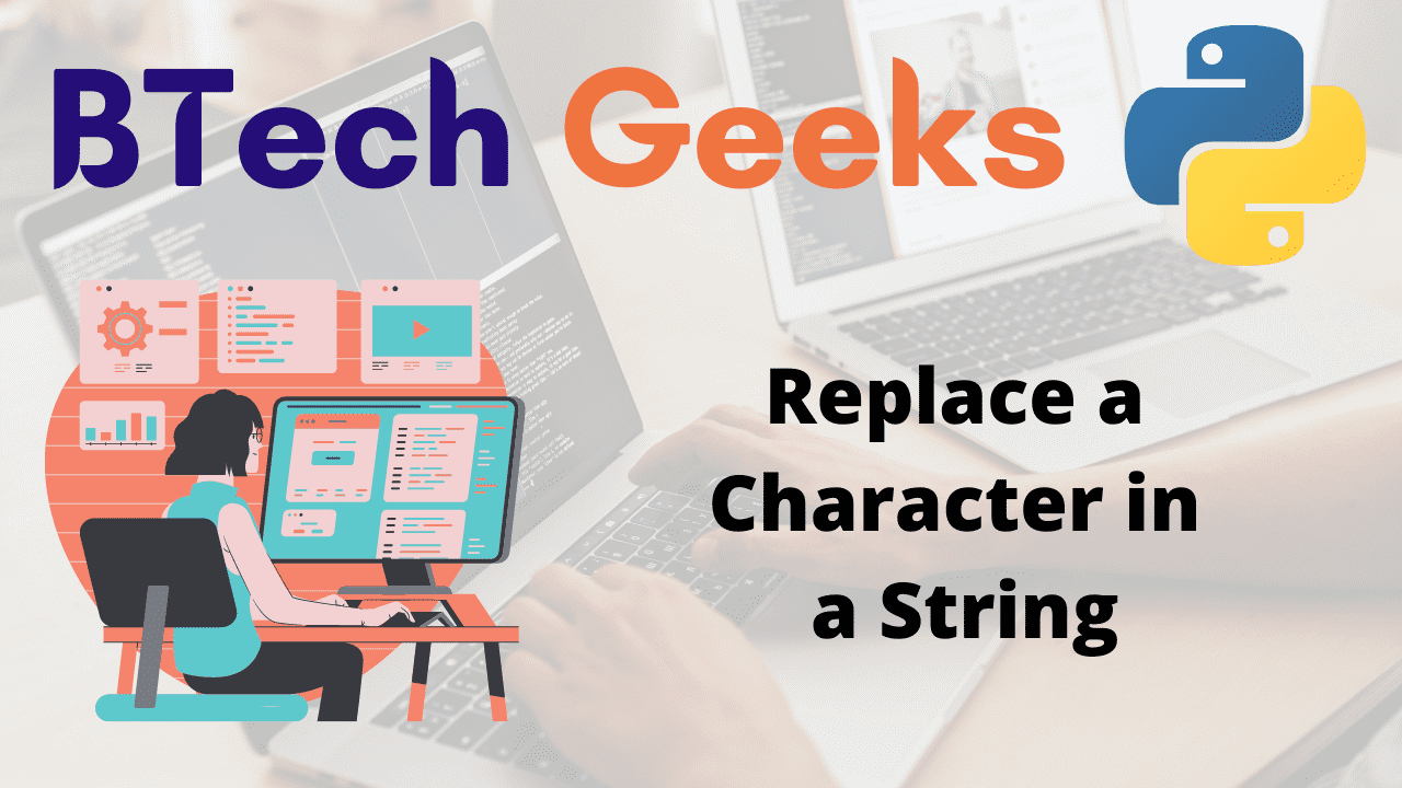Replace a Character in a String
