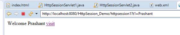 Session Management in Servlet Using HttpSession 7