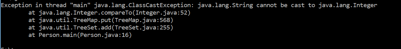 TreeSet in Java with Example 3