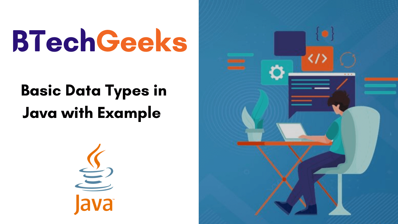 Basic Data Types in Java with Example