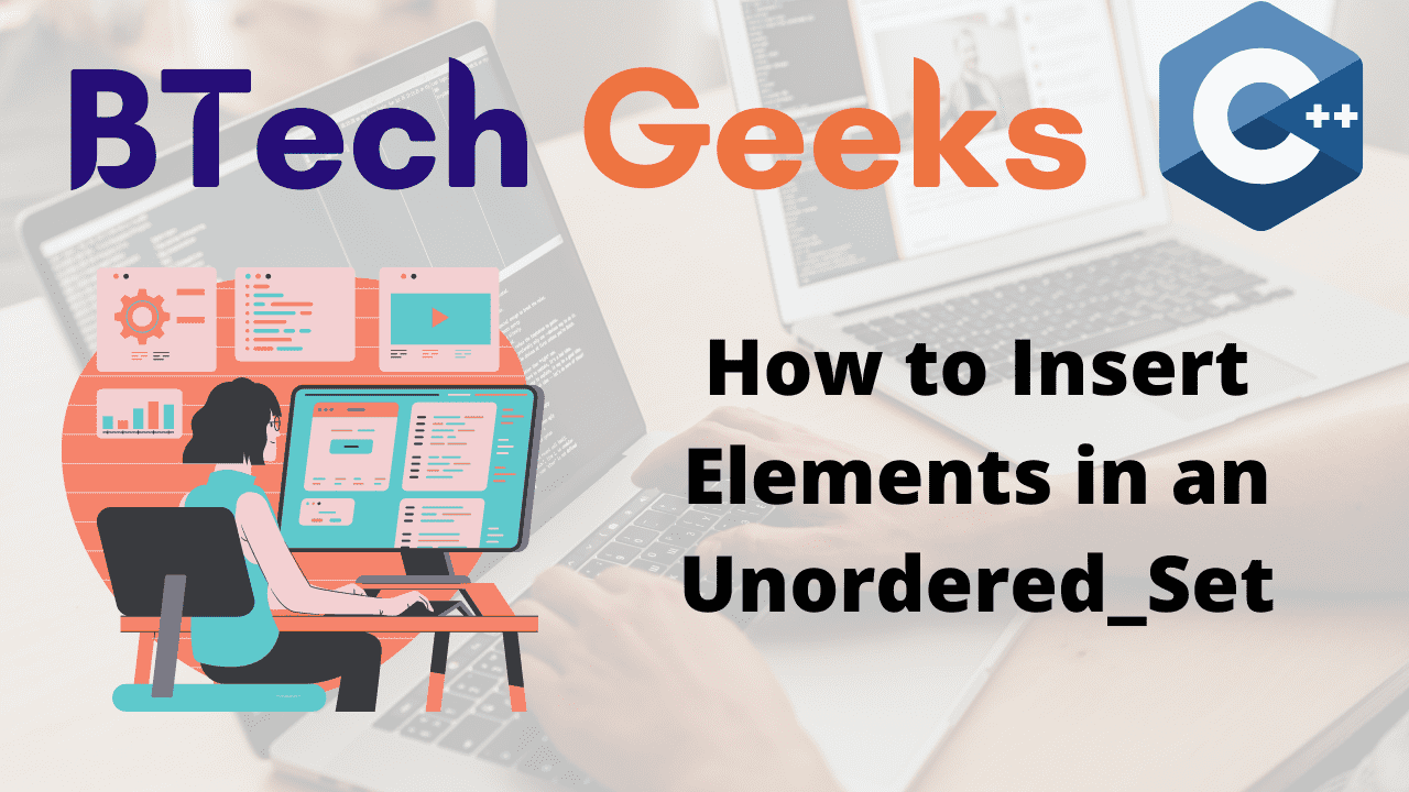 How to Insert Elements in an Unordered_Set