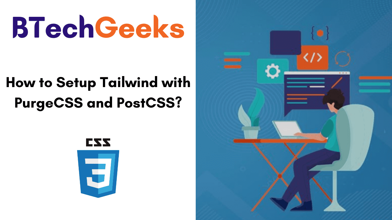How to Setup Tailwind with PurgeCSS and PostCSS