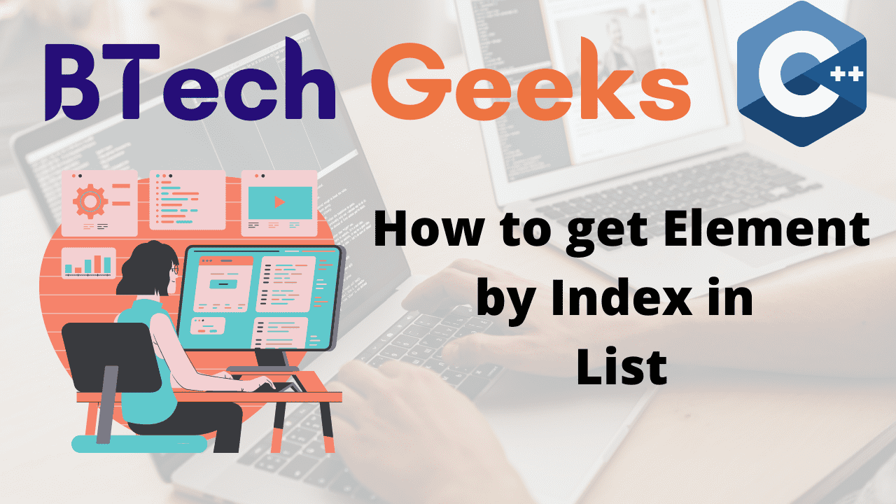 How to get Element by Index in List