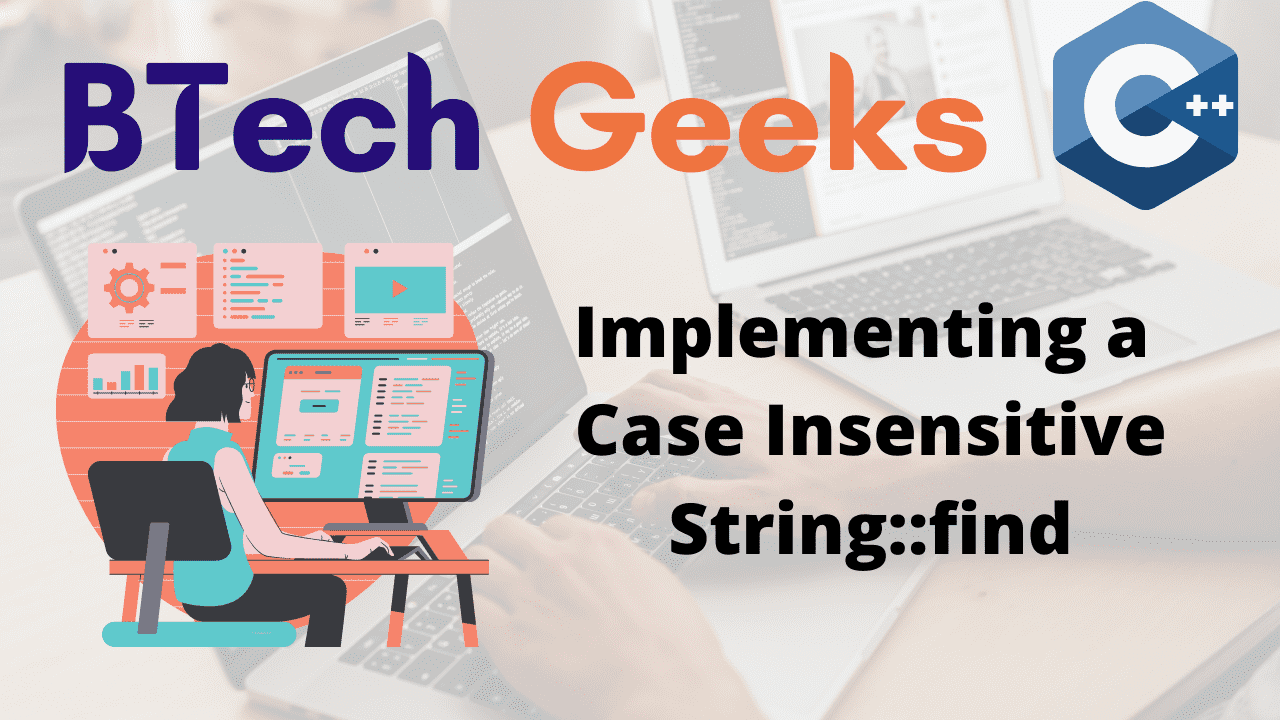 Implementing a Case Insensitive Stringfind