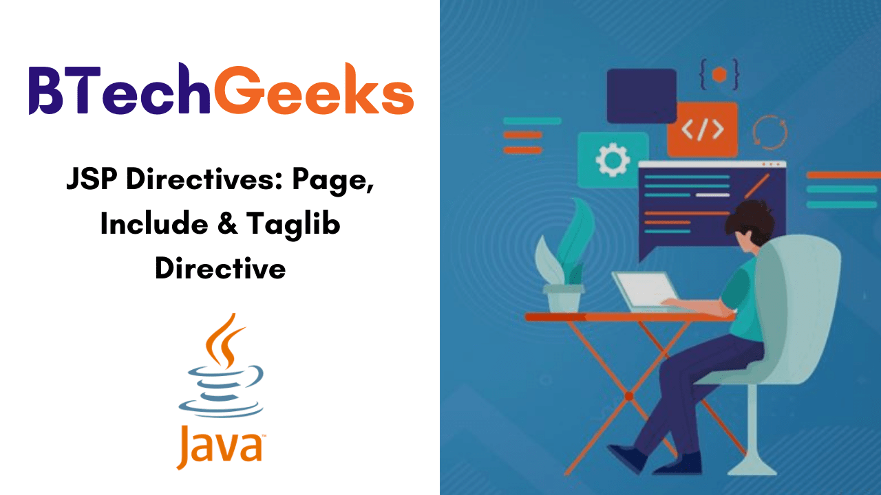 JSP Directives- Page, Include & Taglib Directive