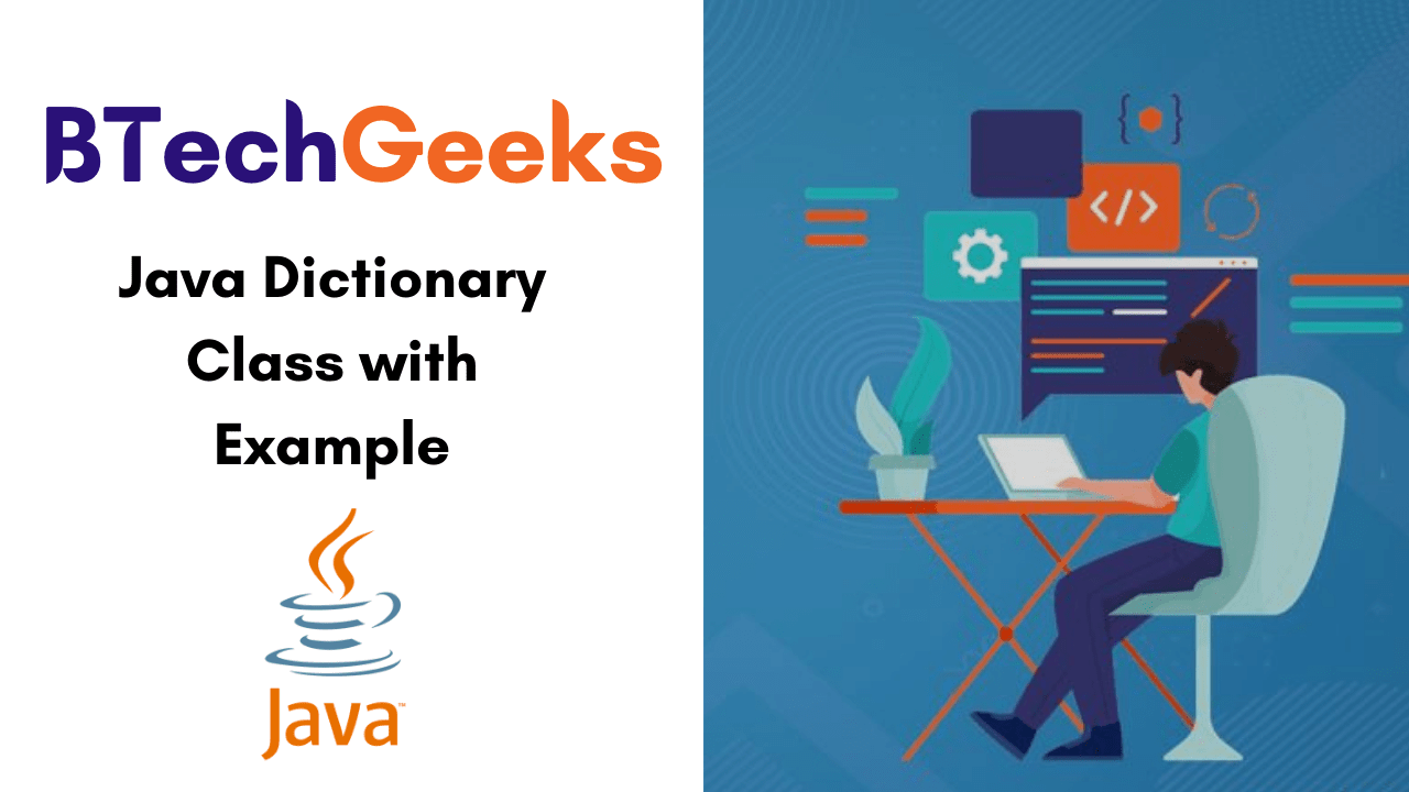 Java Dictionary Class with Example