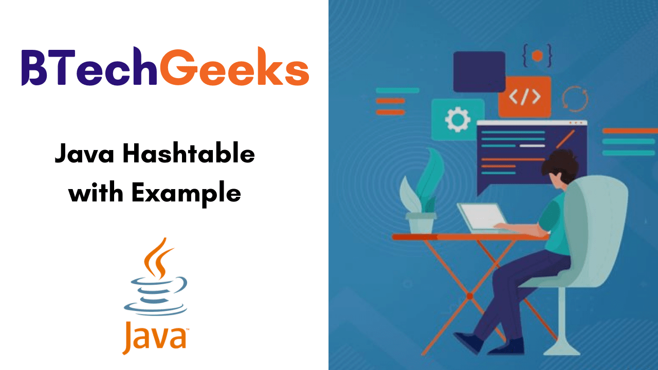 Java Hashtable with Example