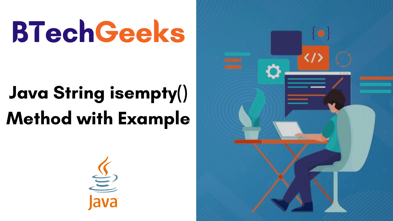 Java String isempty() Method with Example