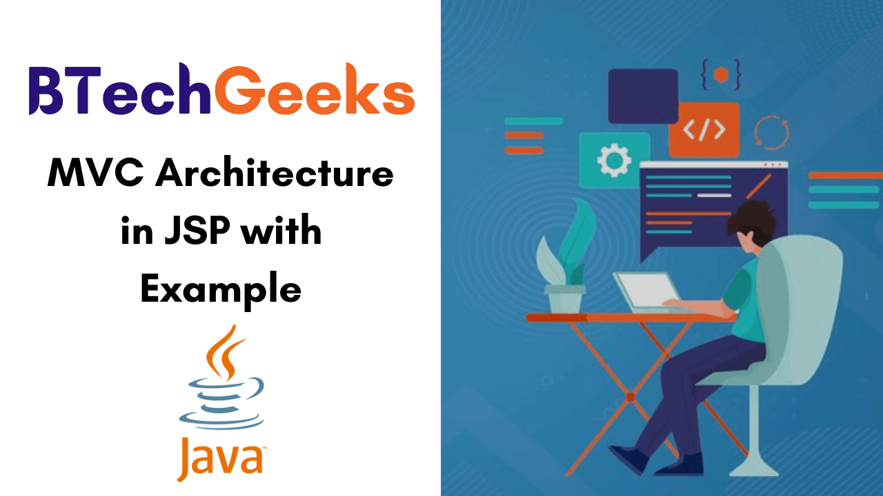 MVC Architecture in JSP with Example
