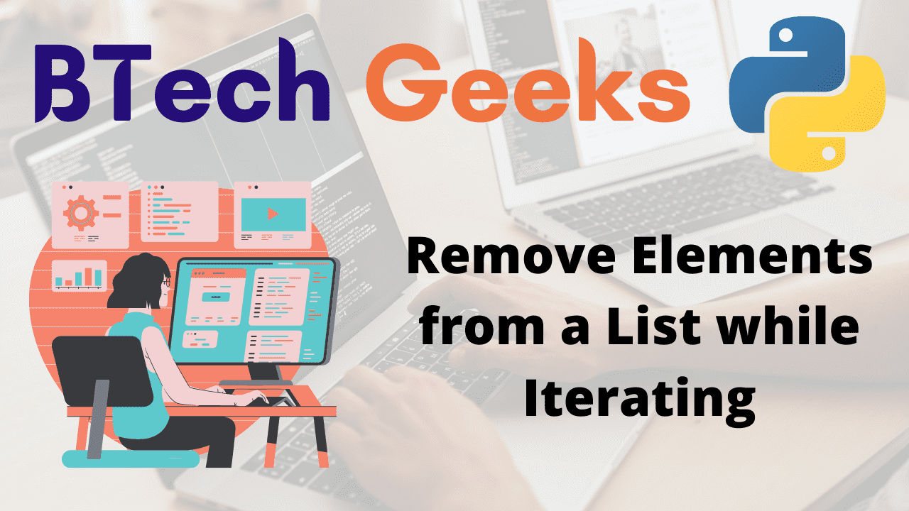 Remove Elements from a List while Iterating