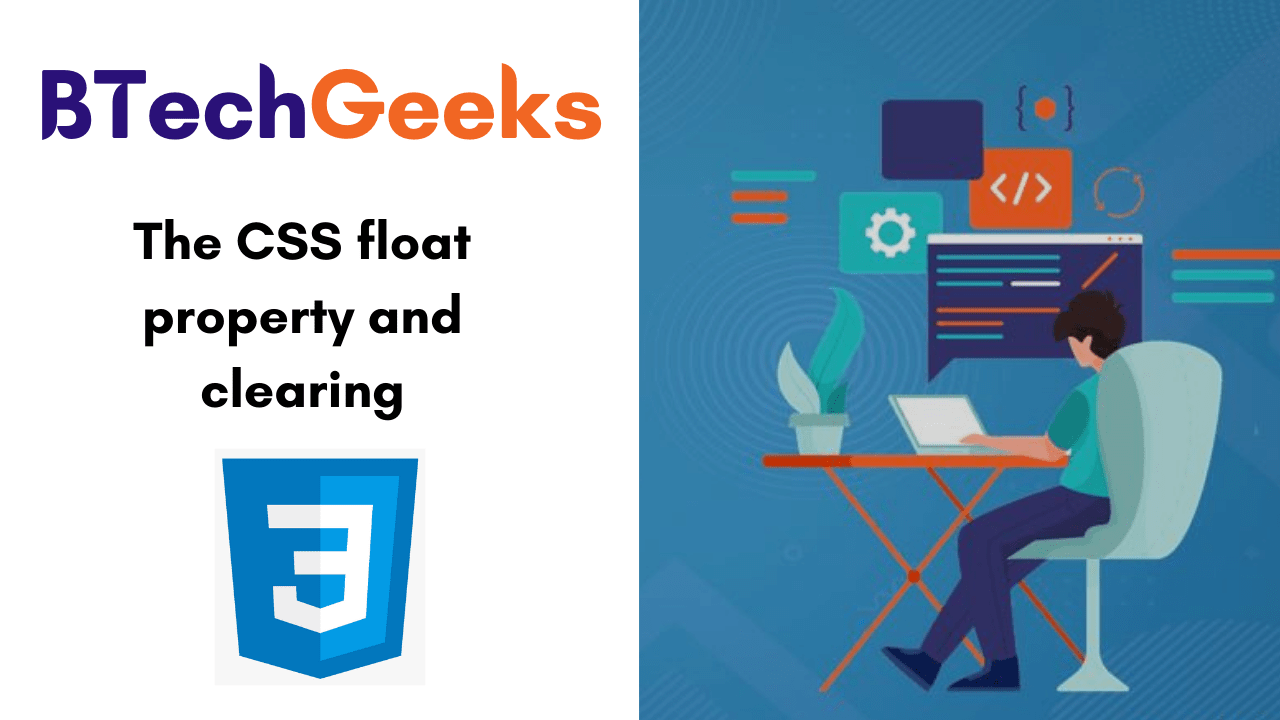 The CSS float property and clearing