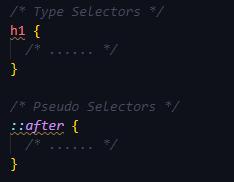 type pseudo