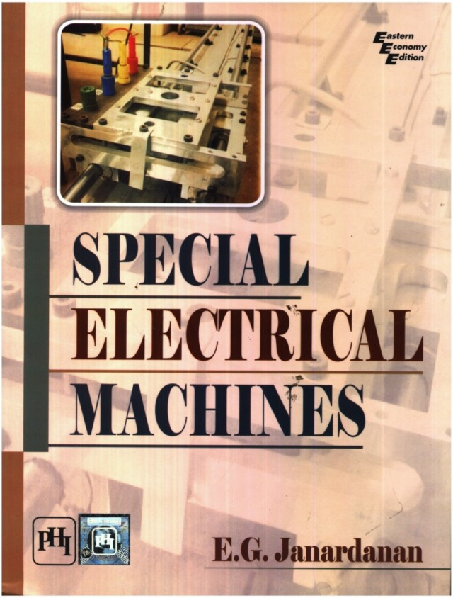 special electrical machine lecture notes
