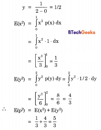 Probability Questions and Answers Computer Science Quiz chapter 5 img 6
